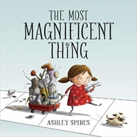 the most magnificent thing book