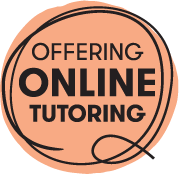 We Offer Online Tutoring!